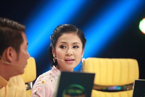 Thí sinh giả gái khiến Việt Trinh rơi nước mắt - 4