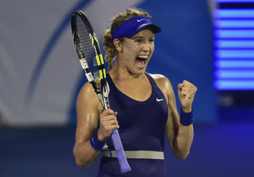 Bouchard - Kvitova: Khẳng định bản lĩnh (CK Wuhan Open) - 1