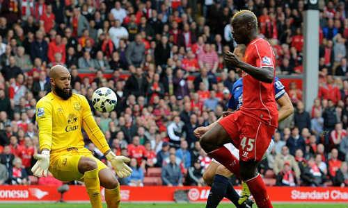 Liverpool - Everton: Hai siêu phẩm bàn thắng - 1