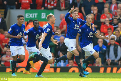 TRỰC TIẾP Liverpool – Everton: Vỡ òa phút cuối (KT) - 3