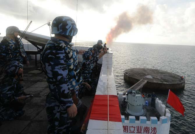 TQ định đưa tàu chế biến cá 200.000 tấn ra Trường Sa - 1