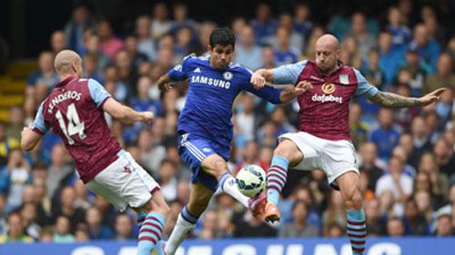 Chelsea - Aston Villa: Giải mã ngựa ô - 1