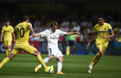 Villarreal - Real: Khác biệt ở dứt điểm - 1