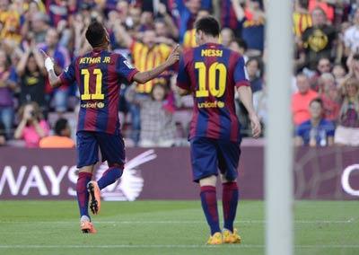 TRỰC TIẾP Barca - Granada: Đánh tennis (KT) - 5