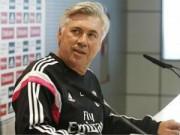 """Bóng đá - Ancelotti: """"Nhiệm vụ của Benzema không phải là ghi bàn"""""""