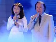 Con gái Thanh Lam hát bên ông nội bị dân mạng chê dở