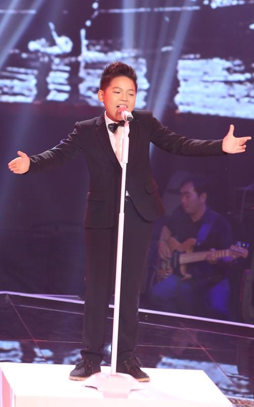 Cô bé quy y dừng bước ở Giọng hát Việt nhí - 7