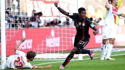 Cologne - Bayern: Giữ vững ngôi đầu - 1