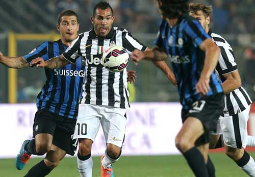 Atalanta – Juventus: Kéo dài kỉ lục - 1