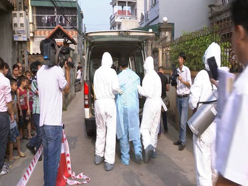 Tận mắt xem tình huống cách ly người VN nghi nhiễm Ebola - 3