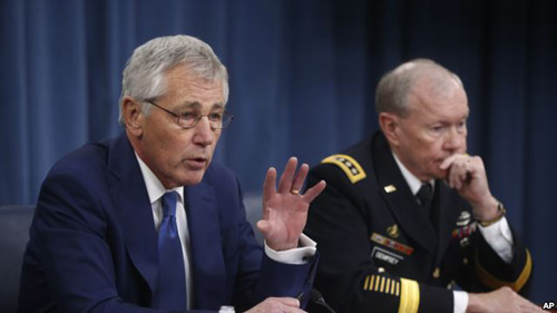 Mỹ xem xét thiết lập vùng cấm bay tại Syria - 1