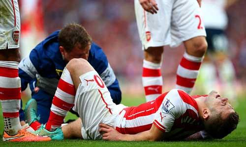 Arsenal: Bất bại như thất bại - 1