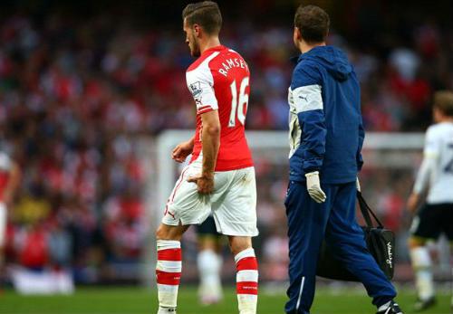 HLV Wenger chỉ trích lối chơi của Tottenham - 2