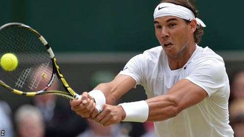 Nadal sẵn sàng tái xuất ở giải Trung Quốc mở rộng - 1