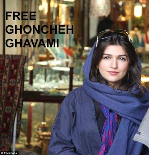 Đòi xem bóng chuyền nam, một phụ nữ Iran bị tống giam - 1