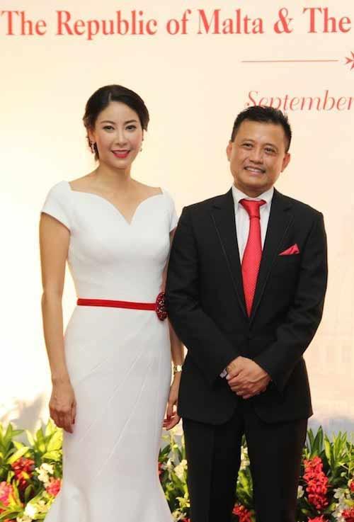 Những đại gia là chồng của hoa hậu, á hậu Việt - 1