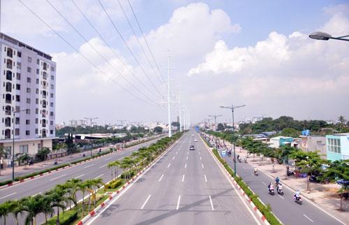 Đại lộ nội đô đẹp nhất Sài Gòn thông xe thêm 1,4km - 11