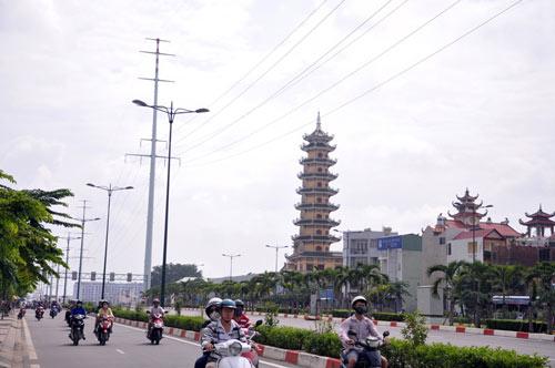 Đại lộ nội đô đẹp nhất Sài Gòn thông xe thêm 1,4km - 10