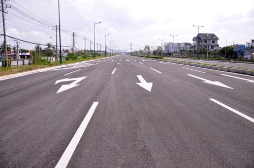 Đại lộ nội đô đẹp nhất Sài Gòn thông xe thêm 1,4km - 3