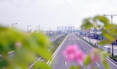 Đại lộ nội đô đẹp nhất Sài Gòn thông xe thêm 1,4km - 5