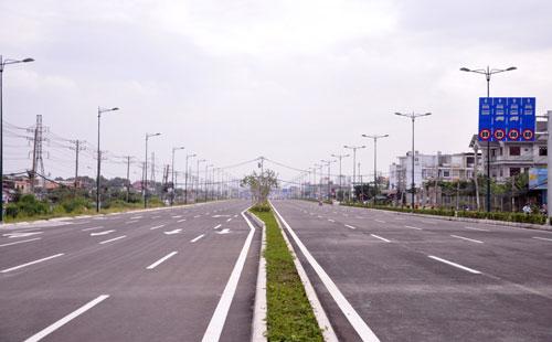 Đại lộ nội đô đẹp nhất Sài Gòn thông xe thêm 1,4km - 6