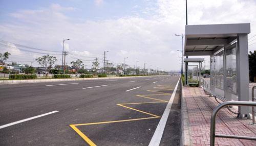 Đại lộ nội đô đẹp nhất Sài Gòn thông xe thêm 1,4km - 8