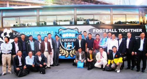 Các CLB V.League học gì từ J.League? - 1