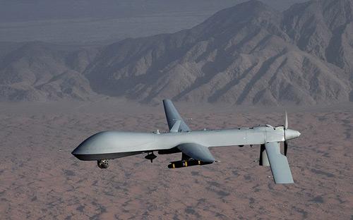 """Khám phá """"đàn chim sắt"""" tham gia không kích IS - 12"""