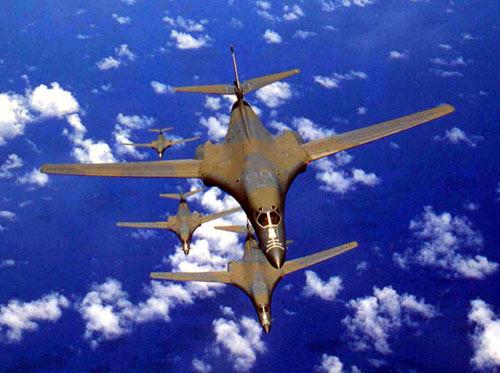 """Khám phá """"đàn chim sắt"""" tham gia không kích IS - 6"""