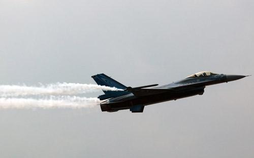 """Khám phá """"đàn chim sắt"""" tham gia không kích IS - 8"""
