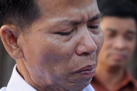 Ông Chấn không đến phiên xử Lý Nguyễn Chung, vì sao? - 1