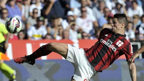 Cesena - Milan: Nỗ lực bất thành - 1