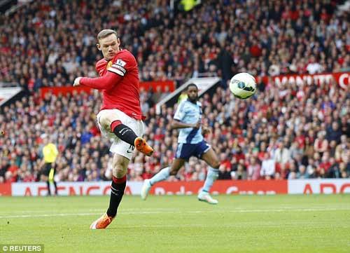 Rooney lập kỉ lục trong ngày nhận thẻ đỏ - 1