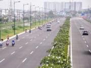 Tin tức trong ngày - Đại lộ nội đô đẹp nhất Sài Gòn thông xe thêm 1,4km