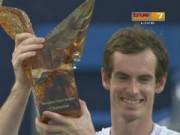 Thể thao - Robredo – Murray: Ngược dòng đến vinh quang (CK Shenzhen Open)