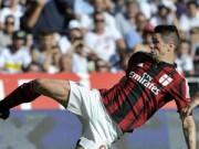 Bóng đá - Cesena - Milan: Nỗ lực bất thành