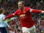 Bóng đá - Rooney lập kỉ lục trong ngày nhận thẻ đỏ