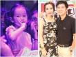 Con gái Giang - Hồ xinh xắn ủng hộ bố mẹ
