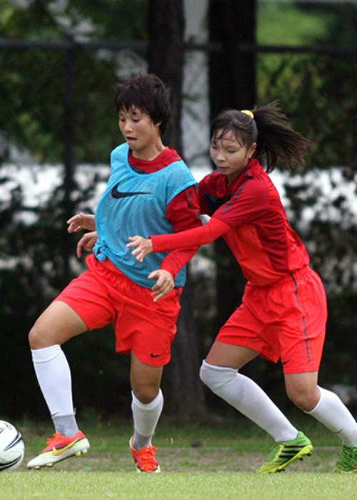 """Nhật Bản: """"Hòn đá tảng"""" của tuyển nữ Việt Nam - 1"""