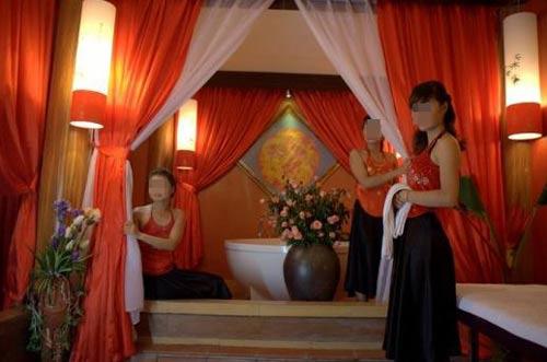 Phá điểm kích dục 5M VIP Massage giữa Hà Thành - 2