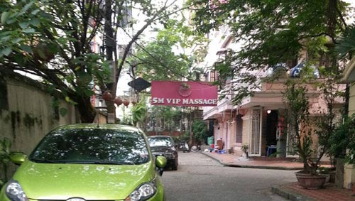 Phá điểm kích dục 5M VIP Massage giữa Hà Thành - 3