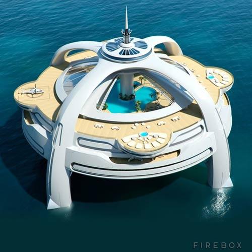 10 du thuyền siêu tưởng cho tương lai - 1