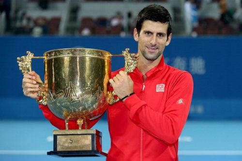 Djokovic muốn duy trì kỉ lục bất bại ở China Open 2014 - 1