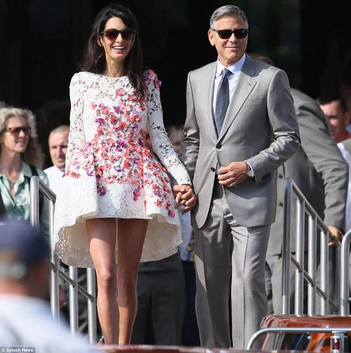 """Toàn cảnh lễ cưới """"bom tấn"""" của George Clooney - 1"""