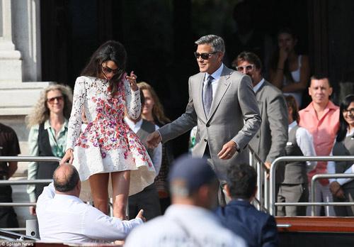 """Toàn cảnh lễ cưới """"bom tấn"""" của George Clooney - 2"""