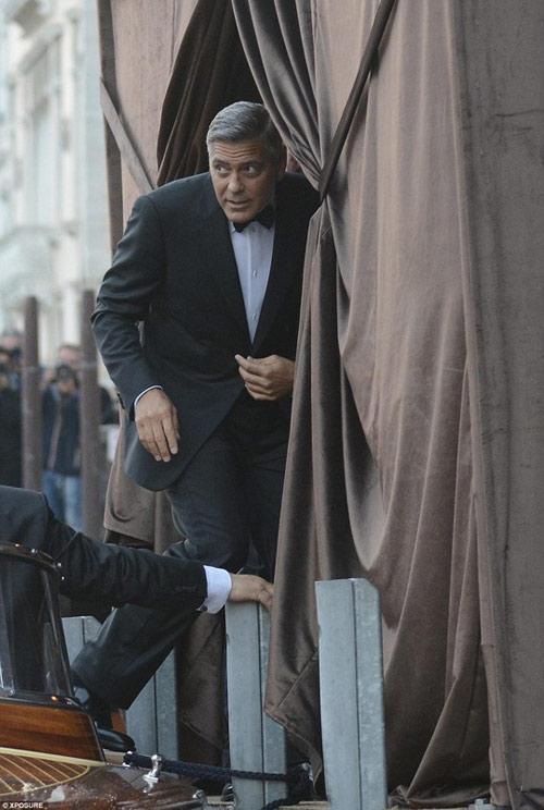 """Toàn cảnh lễ cưới """"bom tấn"""" của George Clooney - 7"""