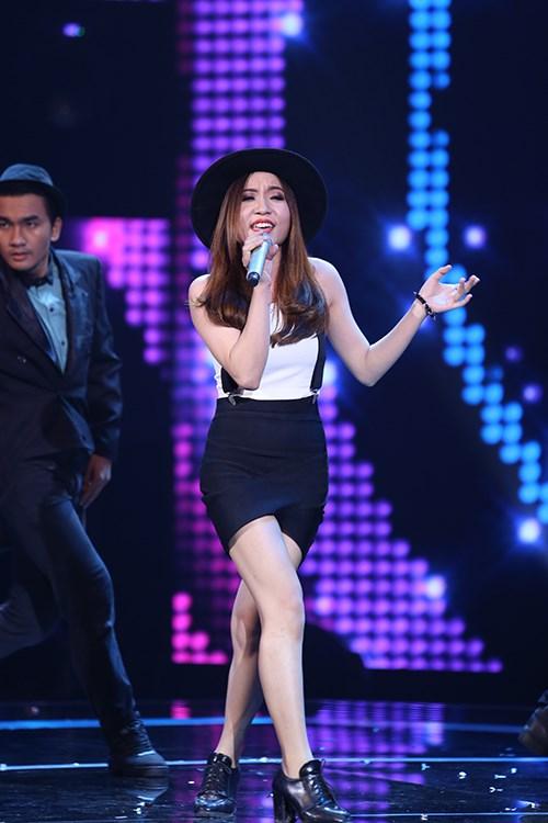 """Thu Minh chứng tỏ đẳng cấp """"nữ hoàng nhạc dance"""" - 10"""