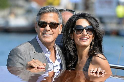 """Toàn cảnh lễ cưới """"bom tấn"""" của George Clooney - 8"""
