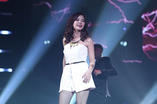 """Thu Minh chứng tỏ đẳng cấp """"nữ hoàng nhạc dance"""" - 11"""