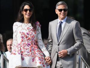 """Toàn cảnh lễ cưới """"bom tấn"""" của George Clooney"""